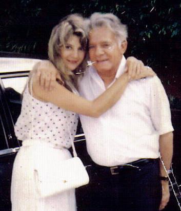 Aldo Bertoni e sua amante Maria Angela Bavaresco
