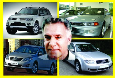 Carros do Aldo Bertoni