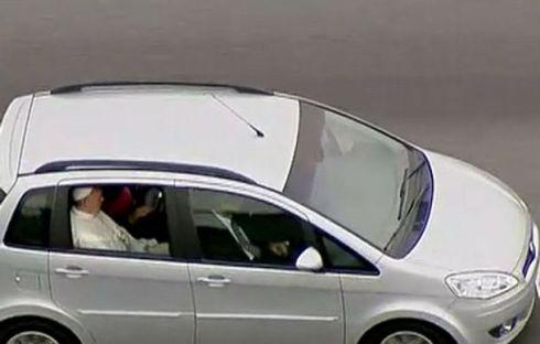 Carro do Papa