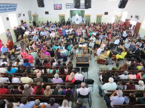 Igreja Apostólica Curitiba