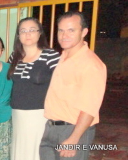 Jandir e Vanusa, apostólicos mortos em Rio Verde