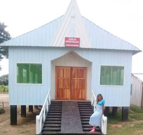 Igreja Apostólica - Paraguai Mirim