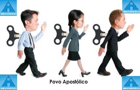 Apostolicos Manipulados por Aldo Bertoni