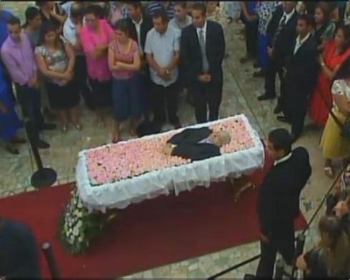 Aldo Bertoni Morto