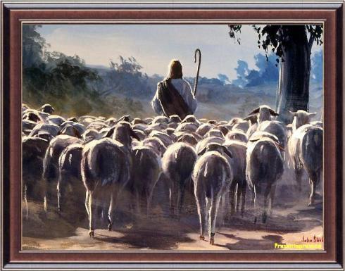 Jesus, O Pastor