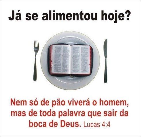 Palavra de Deus, a Bíblia