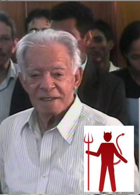 Falso Profeta Aldo Bertoni