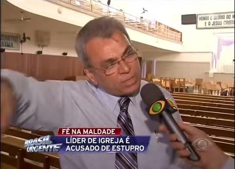 Hélio Viana da Rocha - Igreja Apostólica