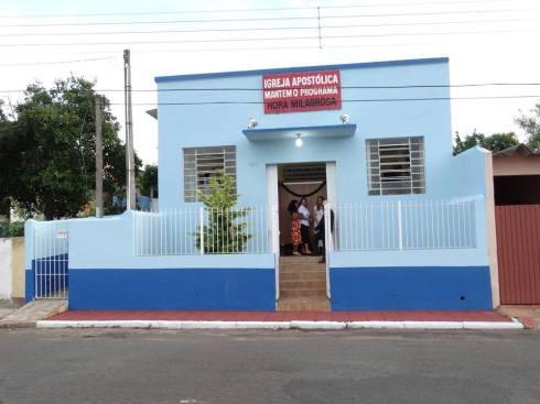 Igreja Apostólica - Itararé (SP)